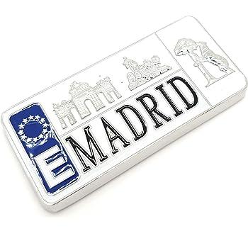 MovilCom® - iman Nevera| Figuras magneticas | imanes Nevera Personalizados de Madrid | diseño Exclusivo Recuerdo de España (Mod.004): Amazon.es: Hogar