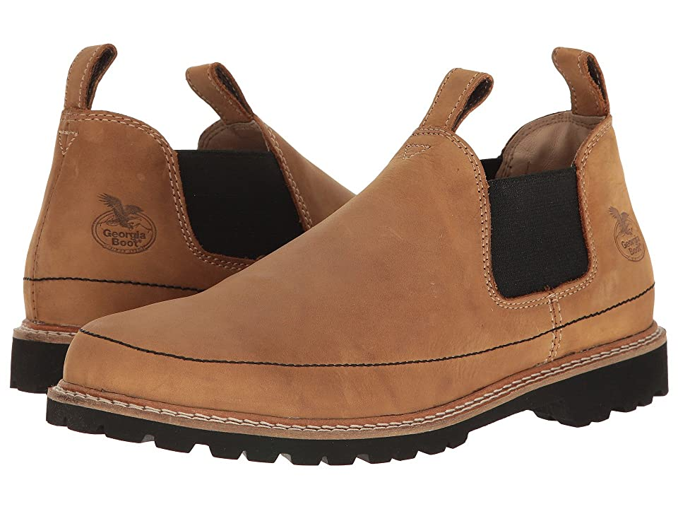 Georgia Boot Small Batch Romeo (Brown) Men