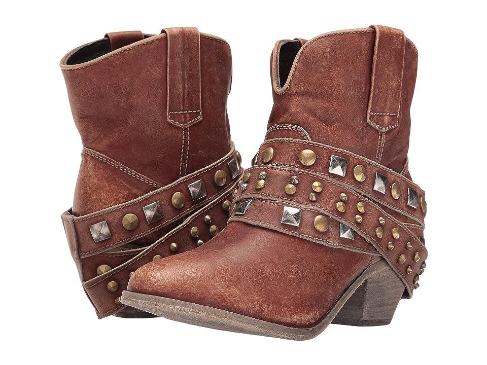 Corral Boots P5042 (Cognac) Women