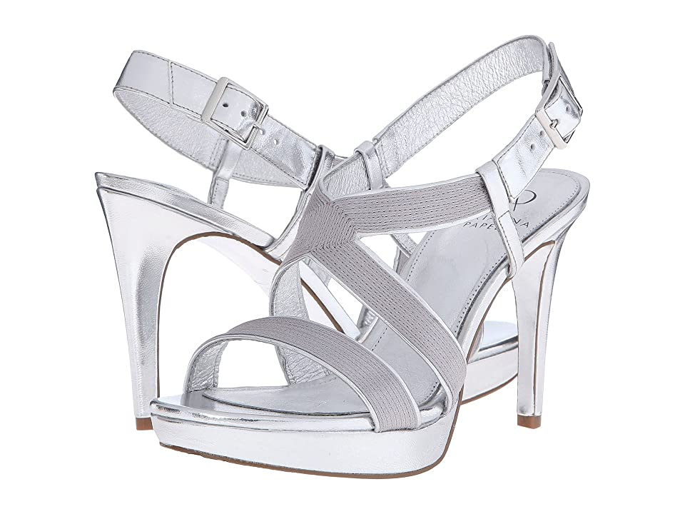 Adrianna Papell Anette (Silver) High Heels