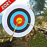 Juegos de tiro con arco - Ultimate Archery War FPS Shooting 3D Games - Robin Hood Elite Archery Master Simulator 2021 - Ninja Assassin Archery Bowmaster Champ Epic FPS Shooter - Bow Arrow Blast Master