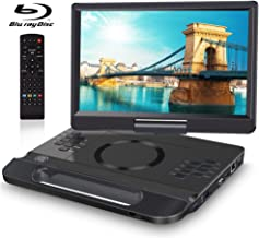 Sponsored Ad - FANGOR 12 Inch Portable Blu Ray Player with Rechargeable Battery and Remoto Control, 1080P Video HDMI Outpu...