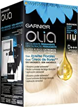 Garnier Olia decolorante permanente sin amoniaco con aceites florales naturales - Decolorante extremo D+++