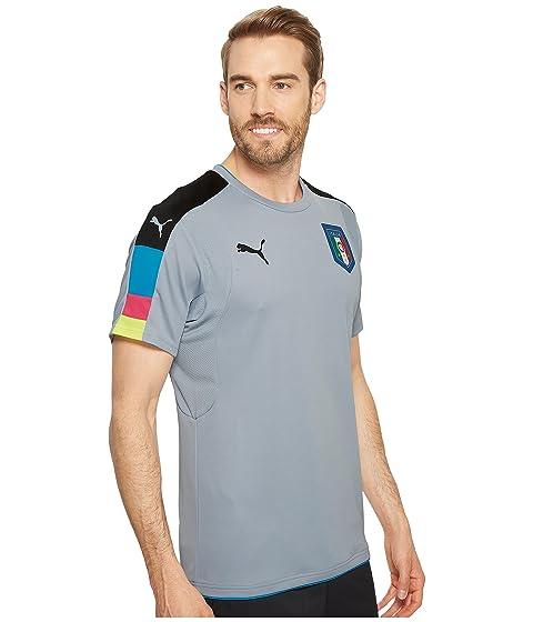 Short Shirt PUMA Sleeve FIGC Italia Goalkeeper wRRH8p6