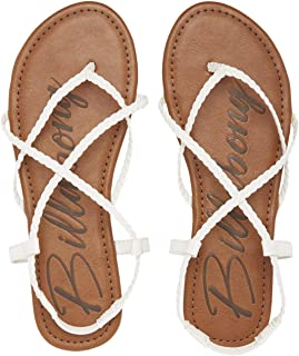 Flat Sandals - White / Flats / Sandals