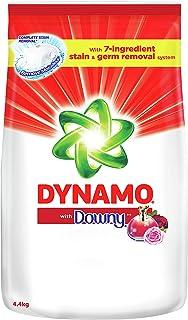 Dynamo Laundry Detergent Powder, With Downy 4.6kg