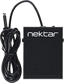 Nektar NP-1 Metal Foot Switch/Sustain Pedal