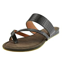 55140f40b3c Pxmoda Women s Slip On Flat Sandals Casual Slippers Beach Wea .
