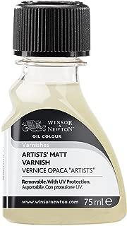 matt varnish for oil paintings