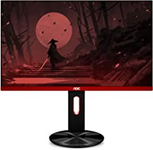 "AOC G2590PX 25"" Frameless Gaming Monitor, FHD, 1ms, 144Hz, NVIDIA G-SYNC Compatible, 96% sRGB, Low Input Lag, DP/HDMI/VGA,..."