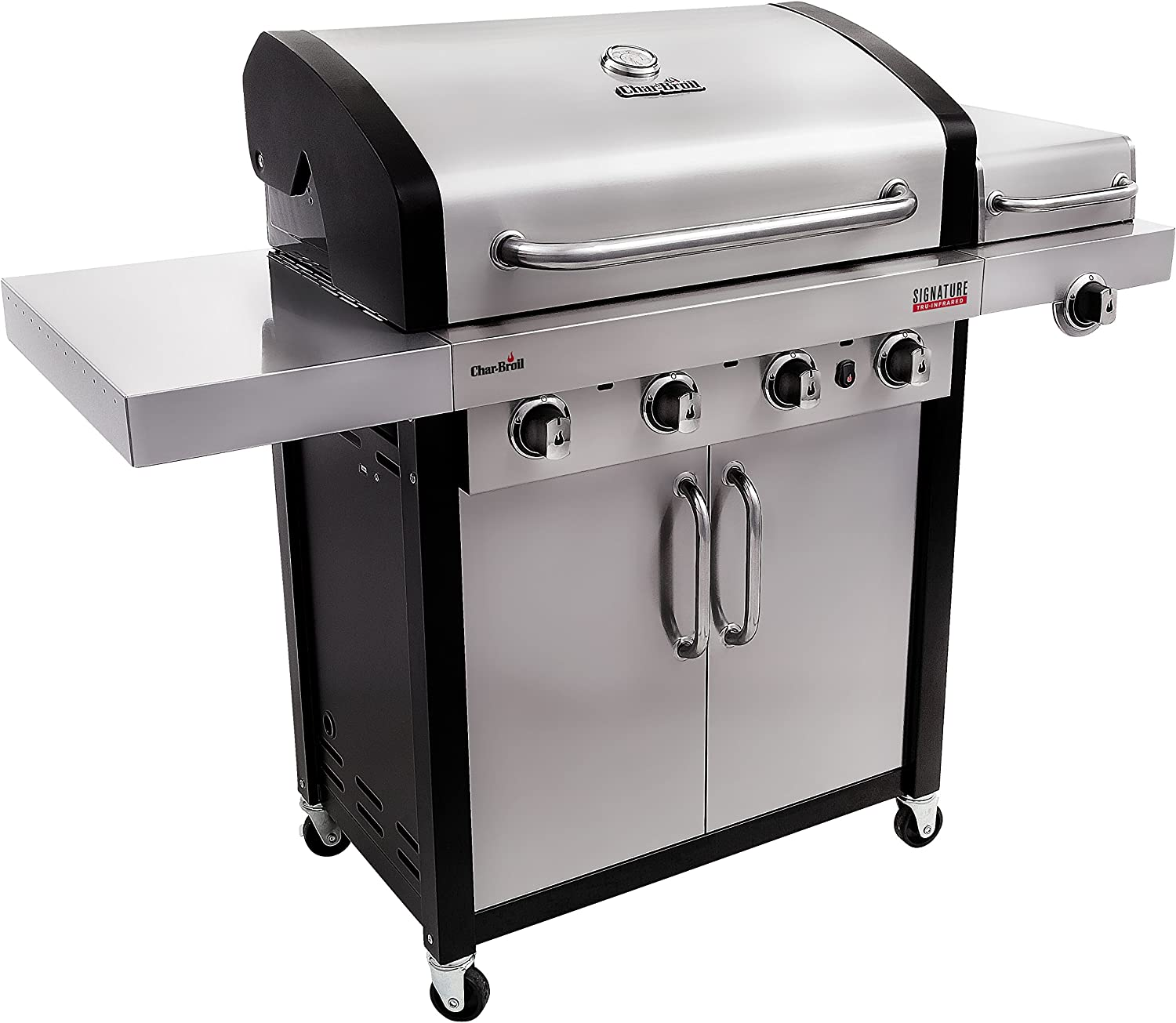 Char-Broil Signature TRU-Infrared We OFFer at cheap prices 525 Pr Cabinet Challenge the lowest price of Japan Liquid 4-Burner