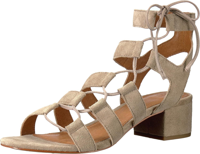 Frye Womens Chrissy Side Ghillie Dress Sandal