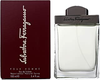 Salvatore Ferragamo Eau De Toilette Spray For Men - 3.4 fl. oz./100 ml