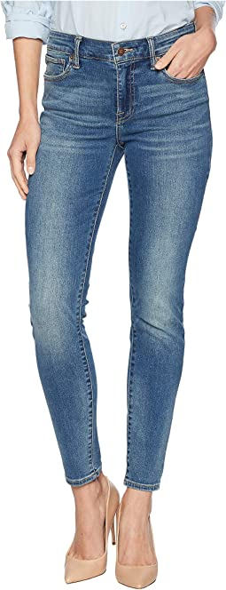 Ava Mid-Rise Super Skinny Jeans in Waterloo