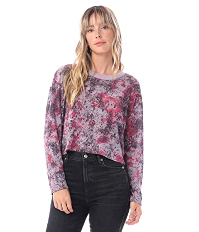 Alternative Headliner Printed Eco Jersey Cropped T-Shirt