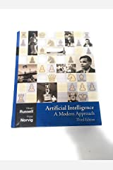 Artificial Intelligence: A Modern Approach [ARTIFICIAL INTELLIGENCE 3/E] [Hardcover] Paperback