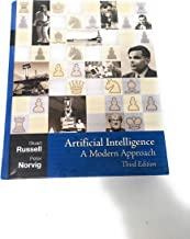 Artificial Intelligence: A Modern Approach   [ARTIFICIAL INTELLIGENCE 3/E] [Hardcover]