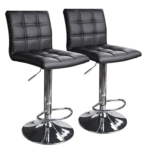 Peachy Comfortable Bar Stools Amazon Com Creativecarmelina Interior Chair Design Creativecarmelinacom