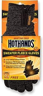 Hothands Unisex Sweater fleece Gloves- Large/XL