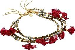 SHASHI - 3 Row Diana Bracelet