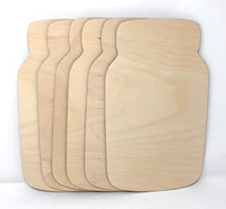 Best large wooden shapes Reviews