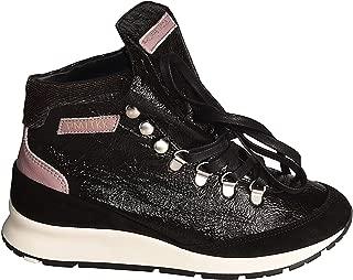 Philippe Model Luxury Fashion Womens KKHDES06 Black Sneakers | Fall Winter 19