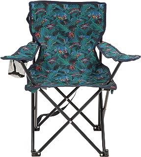butaca Ligera Mountain Warehouse Directores Ligeros Chair acampando para el Verano Que Cena Doble para Arriba Marco del Aluminio y Taburete Compacto de la Lectura