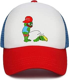 Boys& Girls Low Profile Dad Hat Baseball Cap Adjustable Kids Trucker Hats