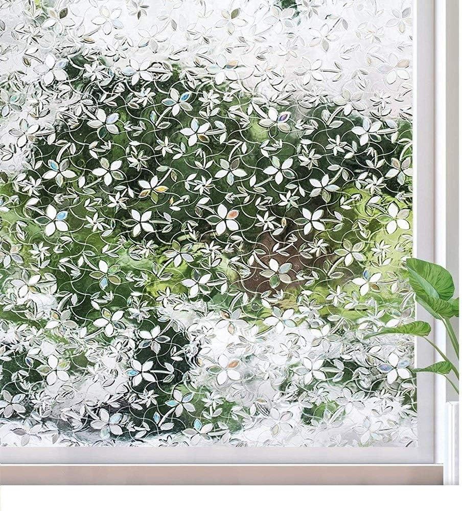 Wholesale WUBINBH Window Film Phoenix Mall Self-Adhesive Decorati 3D Static