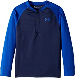 Under Armour Kids UA Raglan Henley (Little Kids/Big Kids)