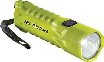 PELI 3315Z0: compacte, veelzijdige led-handlamp, veiligheidsgecertificeerd ATEX Zone 0, IP67 waterdicht en stofdicht, 138 ...