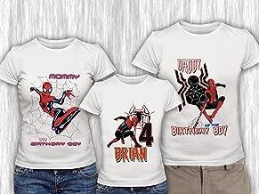 spider man family members