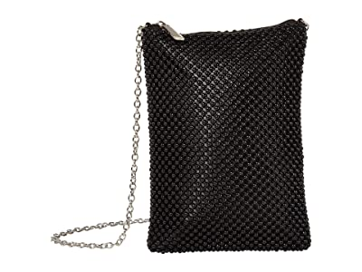 Jessica McClintock Gina (Black) Clutch Handbags