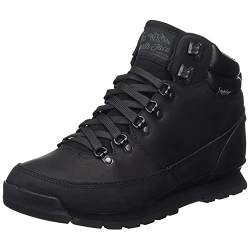 THE NORTH FACE Men s Back-to-Berkeley Redux Leather High Rise Hiking Boots ea24c14403d8