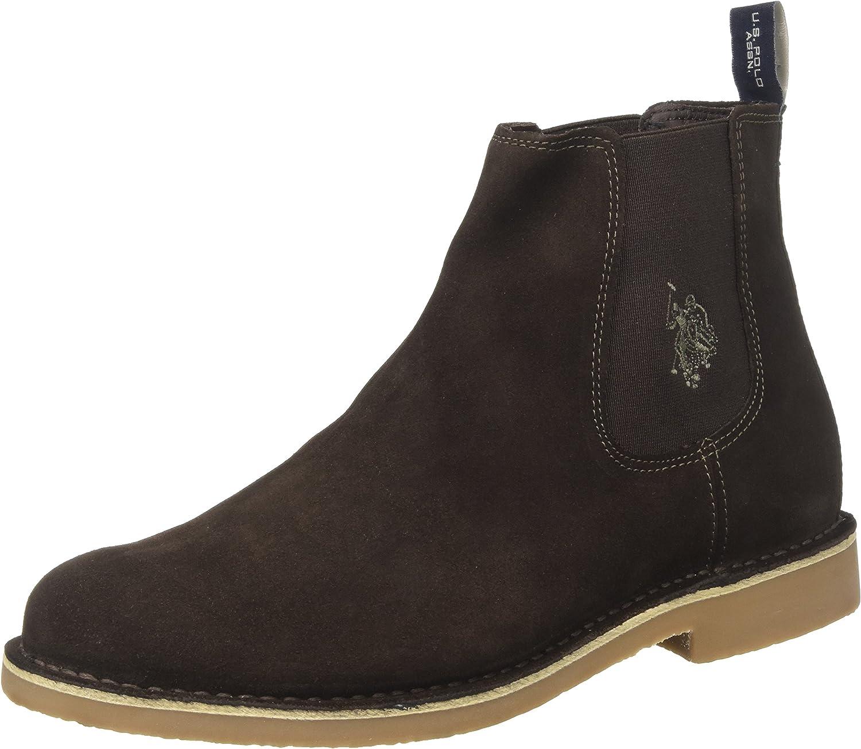 U.S.POLO ASSN. Men's Faust5 Chelsea Boots