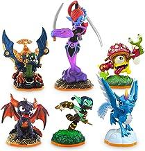 $28 » Skylanders Giants Pack #1 (Drobot / Lightcore ShroomBoom / Ninjini Giant / Spyro Series 2 / Stealth Elf / Whirlwind) (No R...