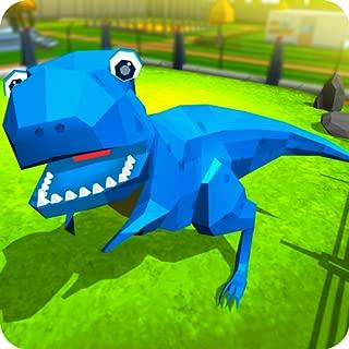 Jurassic Dinosaur Park Craft: Dino World