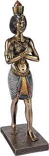 Design Toscano WU73515  Akhenaten Amenhotep IV King of Egypt Statue,Bronze