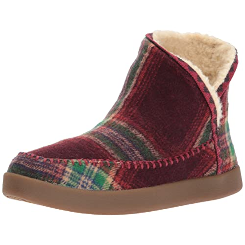 Sanuk Womens Nice Bootah Ankle Bootie