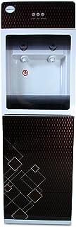 Despachador de agua fría y caliente con puerta de protección NEGRO