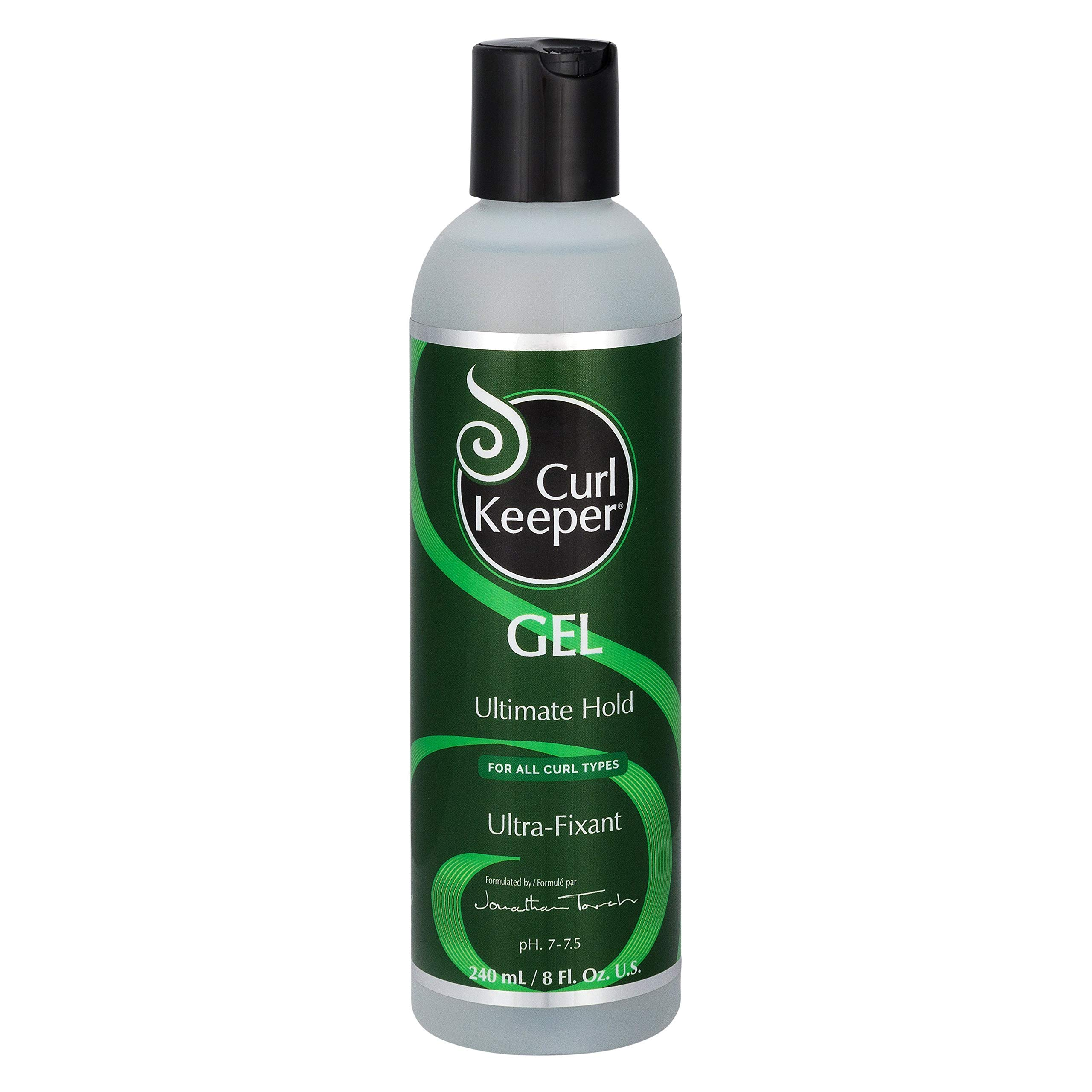 Curly Hair Solutions   Curl Keeper GEL Ultimate Hold with Frizz ...