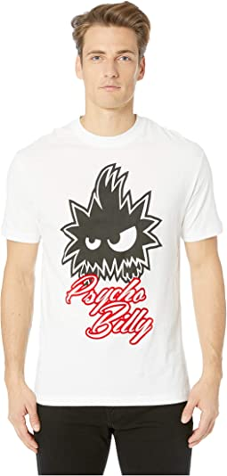 Dropped Shoulder Psycho Billy T-Shirt