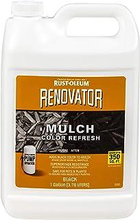 Rust-Oleum 307525 Renovator Mulch Color Refresh, Black