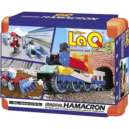 ラキュー (LaQ) イマジナル(Imagnal) ハマクロン セット