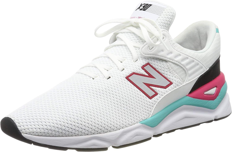 Amazon.com   New Balance Mens X90 White   Shoes