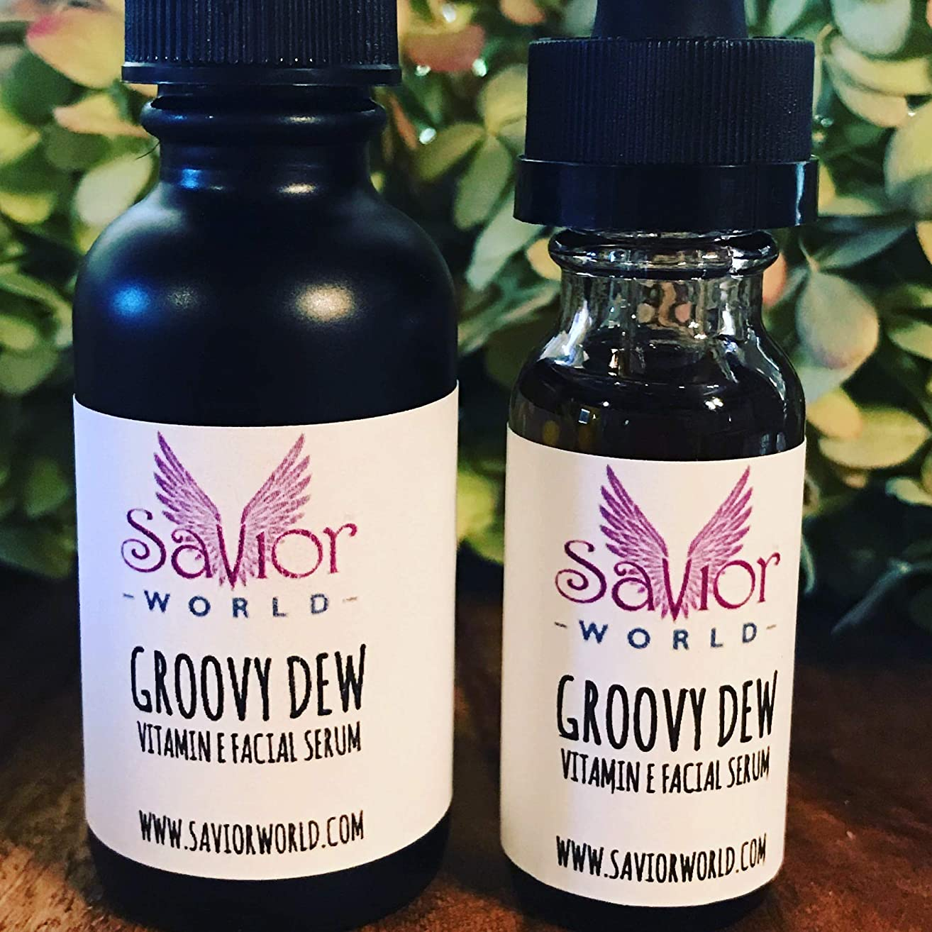 Groovy Dew Vitamin E Facial Serum
