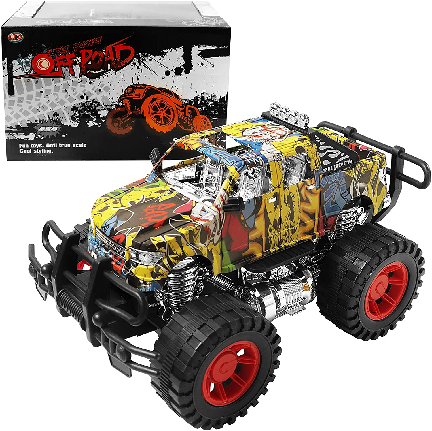 Friction Power Toy Vehicle 1 year warranty Trucks Age 3-7 Construct Popular product Boys for