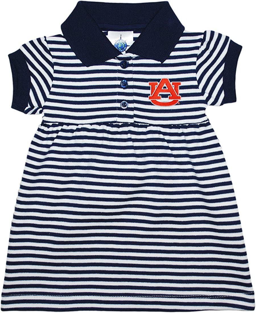 Auburn University Tigers Striped Game Bargain Bloomer with Day OFFicial mail order Dress
