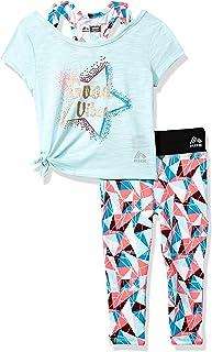 RBX - Juego de 2 Camisetas para niña