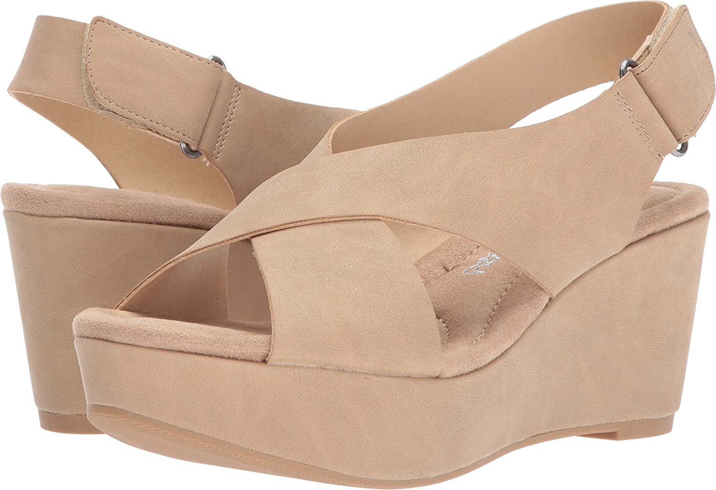 Dirty Laundry Womens DL Daydream Wedge Sandal